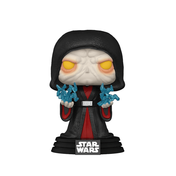 Funko Pop! Star Wars - Episode 9 - Revitalized Palpatine - KOODOO