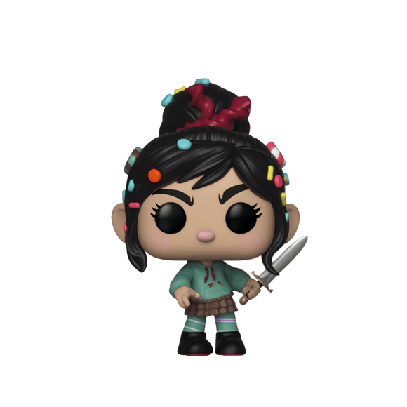 Funko Pop! Disney - Wreck-It-Ralph 2 - Vanellope with Sword - KOODOO