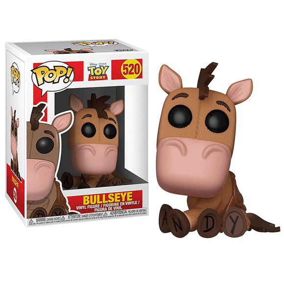 Funko POP! Movies - Toy Story - Bullseye - KOODOO