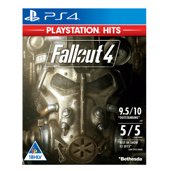 Fallout 4 (PS4 Hits) - KOODOO