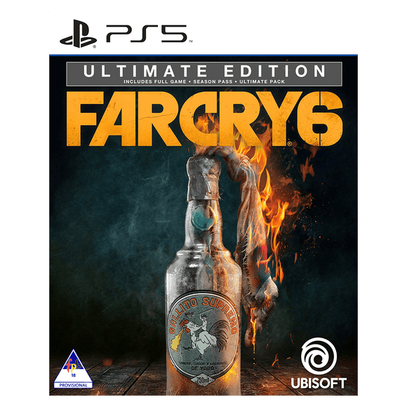Far Cry  6 Ultimate Edition (PS5) - KOODOO