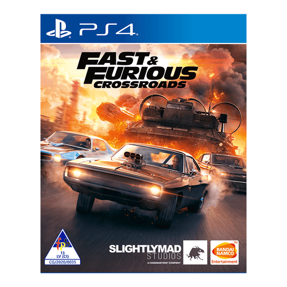 Fast & Furious Crossroads (PS4) - KOODOO