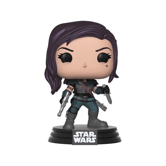 Funko Pop! - Star Wars: The Mandalorian - Cara Dune - KOODOO