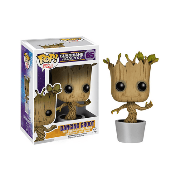 Funko POP! Marvel Guardians of the Galaxy - Dancing Groot - KOODOO