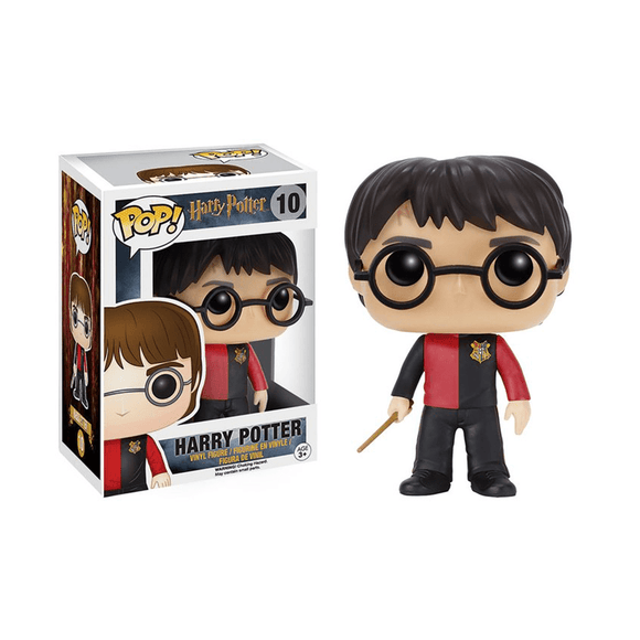 Funko Pop! Harry Potter - Harry Triwizard - KOODOO