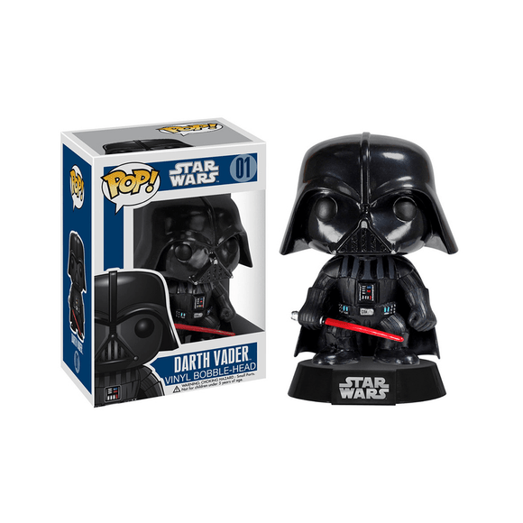 Funko POP! Star Wars Classic - Darth Vader - KOODOO