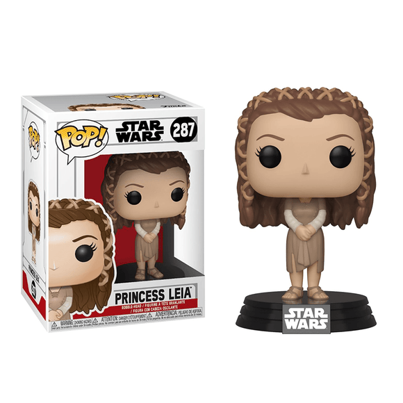 Funko Pop! Star Wars - Ewok Village Leia - KOODOO