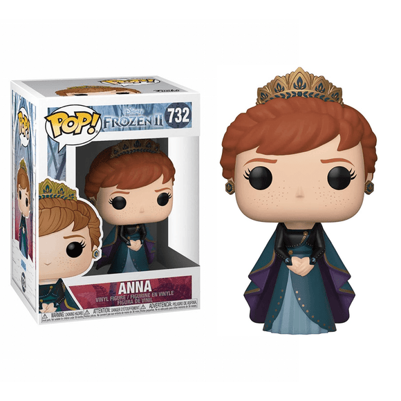 Funko Pop! Disney - Frozen 2 - Anna (Dress) - KOODOO