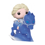 Funko Pop! Disney - Frozen II - Elsa Riding Nokk - KOODOO