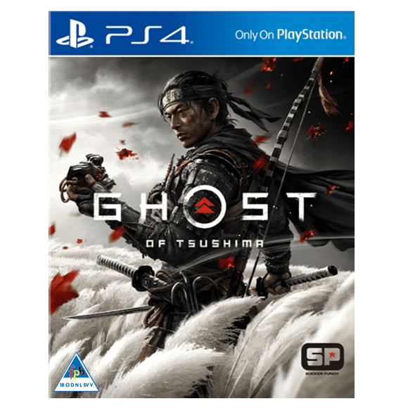 Ghost of Tsushima Standard+ Edition (PS4) - KOODOO