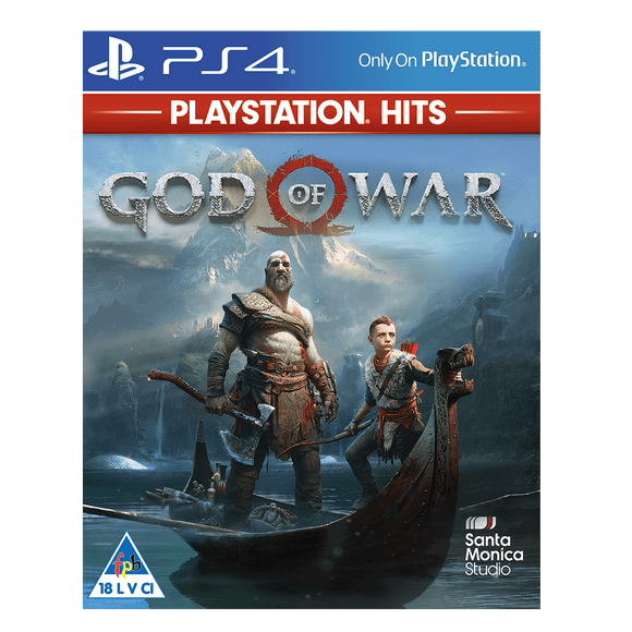 God Of War (PS4 Hits) - KOODOO