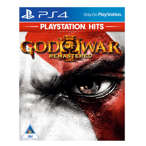God Of War III Remastered (PS4 Hits) - KOODOO