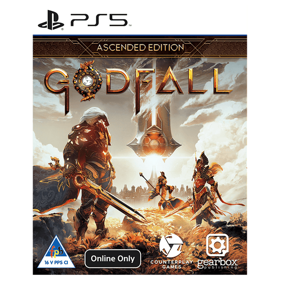 Godfall Ascended Edition (PS5) - Online Game - KOODOO