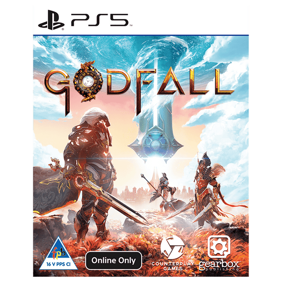 Godfall (PS5) - Online Game - KOODOO