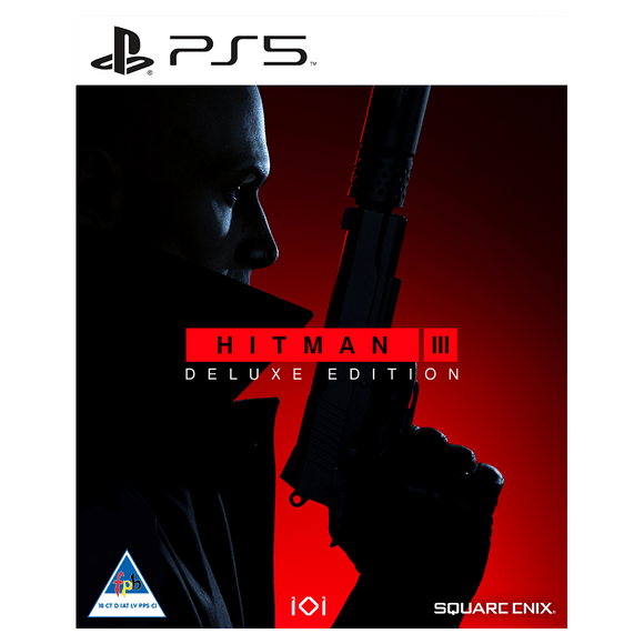 Hitman III Deluxe Edition (PS5) - KOODOO
