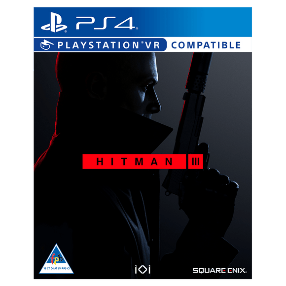 Hitman III (PS4) - KOODOO