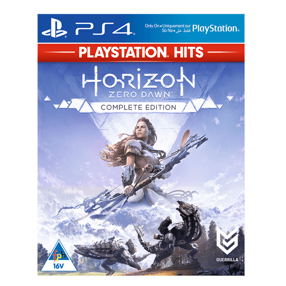 Horizon: Zero Dawn - Complete Edition (PS4 Hits) - KOODOO