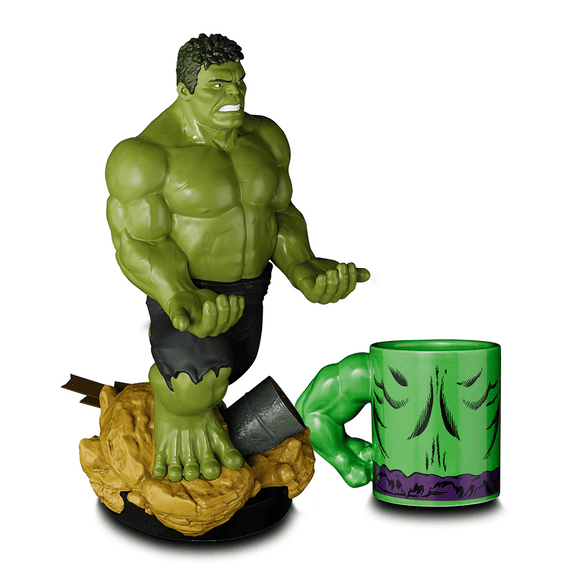 Hulk XL Cable Guy + Mug - KOODOO