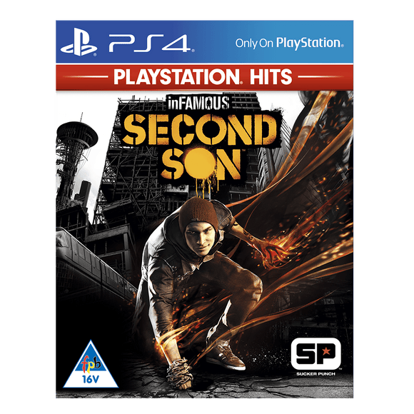 Infamous Second Son (PS4 Hits) - KOODOO