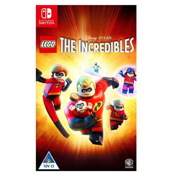 LEGO The Incredibles (NS) - KOODOO