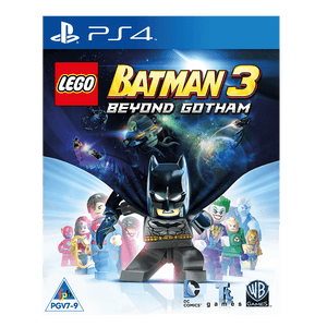 LEGO Batman 3: Beyond Gotham (PS4) - KOODOO