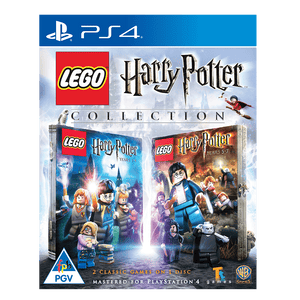 LEGO Harry Potter Y1-7 Collection (PS4) - KOODOO