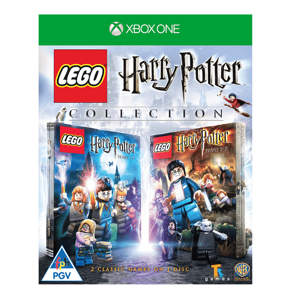 LEGO Harry Potter Y1-7 Collection (XB1) - KOODOO
