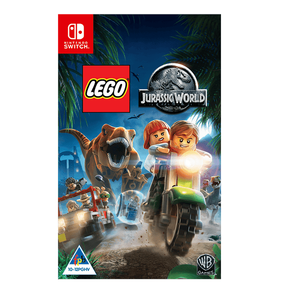 LEGO Jurassic World (NS) - KOODOO