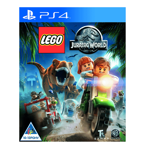 LEGO Jurassic World (PS4) - KOODOO