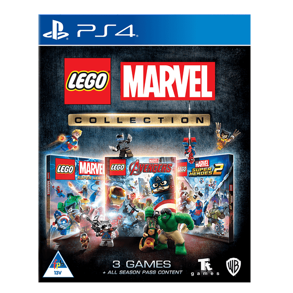 LEGO Marvel Collection (PS4) - KOODOO