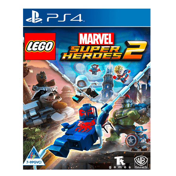 LEGO Marvel Super Heroes 2 (PS4) - KOODOO