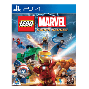 LEGO Marvel Super Heroes (PS4) - KOODOO