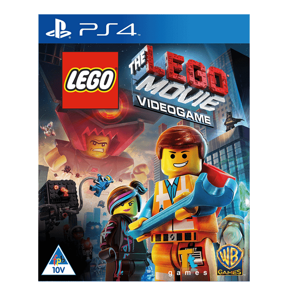 LEGO Movie Videogame (PS4) - KOODOO