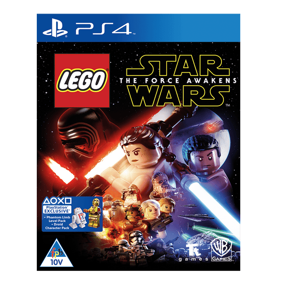 LEGO Star Wars: The Force Awakens (PS4) - KOODOO