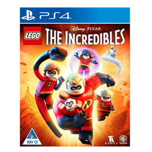 LEGO The Incredibles (PS4) - KOODOO