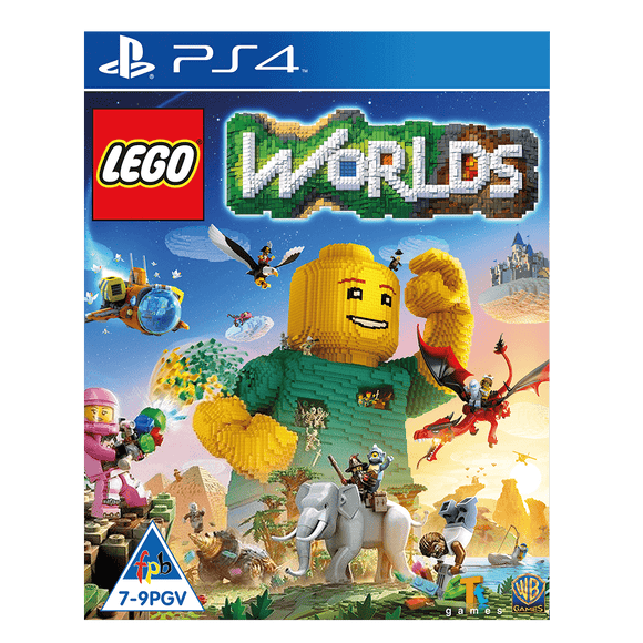 LEGO Worlds (PS4) - KOODOO