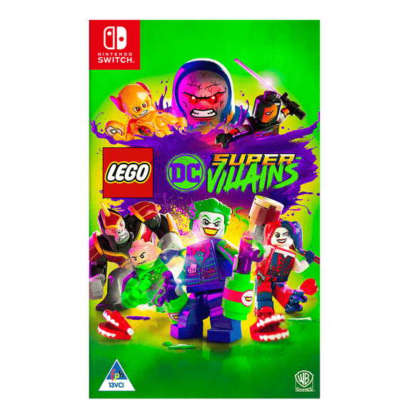 LEGO DC Super Villains (NS) - KOODOO