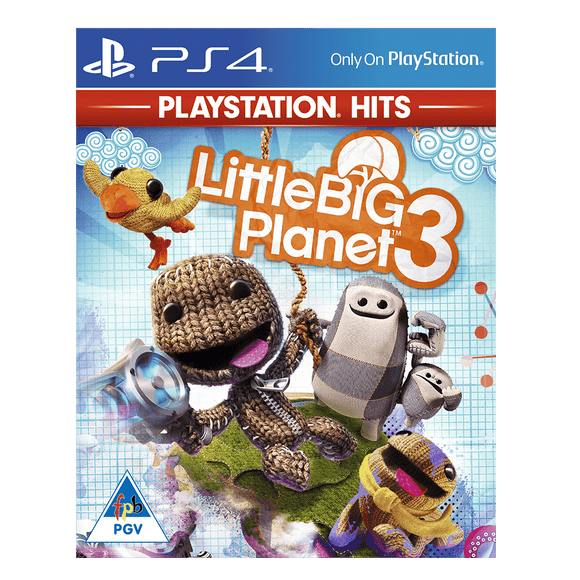 Little Big Planet 3 (PS4 Hits) - KOODOO
