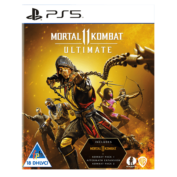 Mortal Kombat 11 Ultimate (PS5) - KOODOO