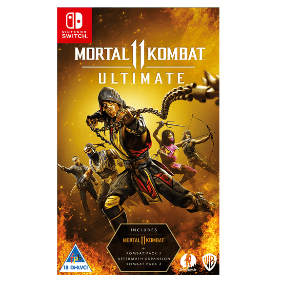 Mortal Kombat 11 Ultimate (NS) - KOODOO