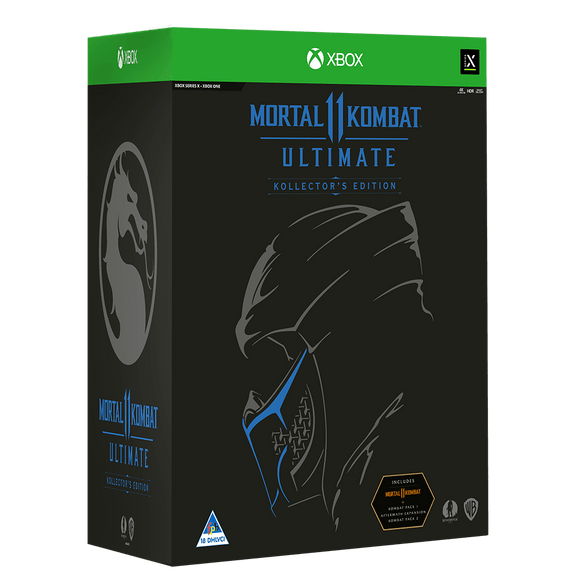 Mortal Kombat 11 Ultimate Kollector (XB1/XBSX) - KOODOO
