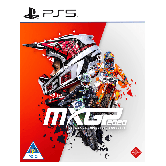 MXGP 2020: The Official Motocross Videogame (PS5) - KOODOO