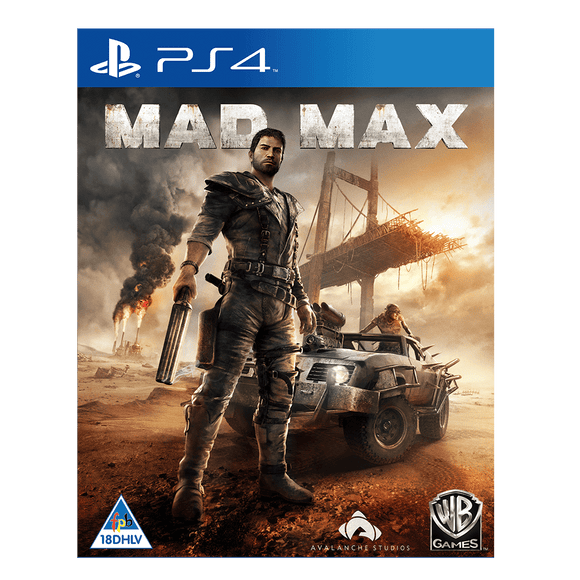 Mad Max (PS4) - KOODOO