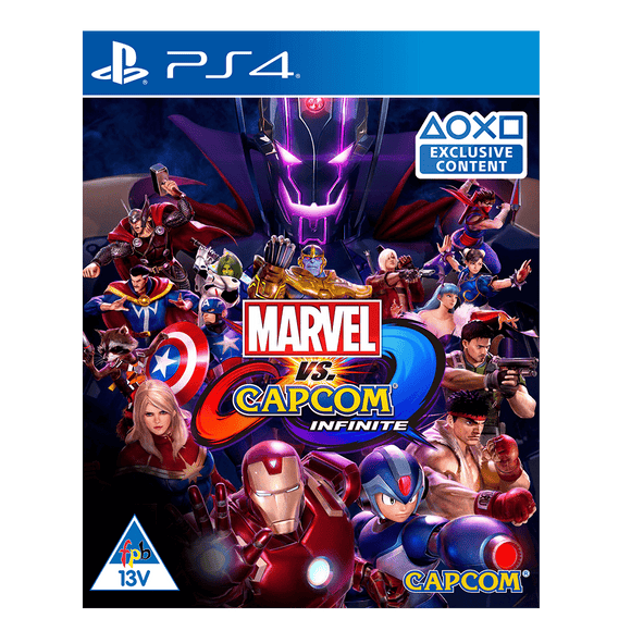 Marvel vs Capcom Infinite (PS4) - KOODOO