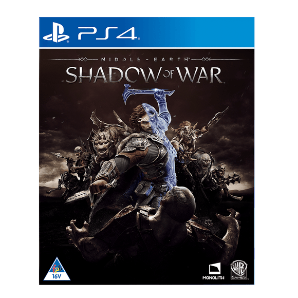 Middle Earth: Shadow of War (PS4) - KOODOO