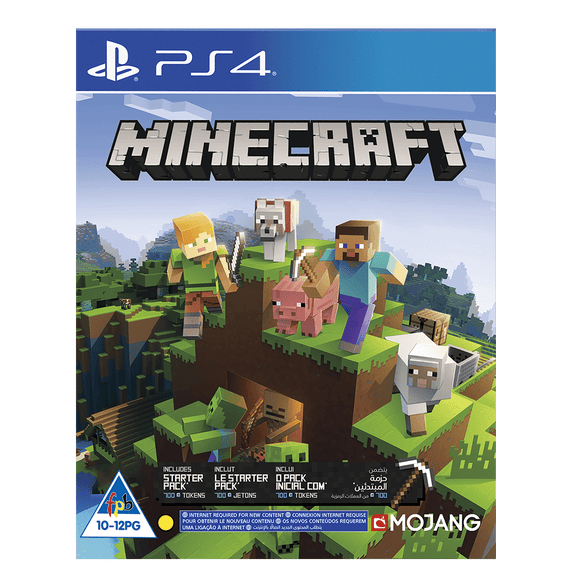 Minecraft Bedrock (PS4) - KOODOO