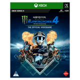 Monster Energy Supercross – The Official Videogame 4 (XBSX) - KOODOO