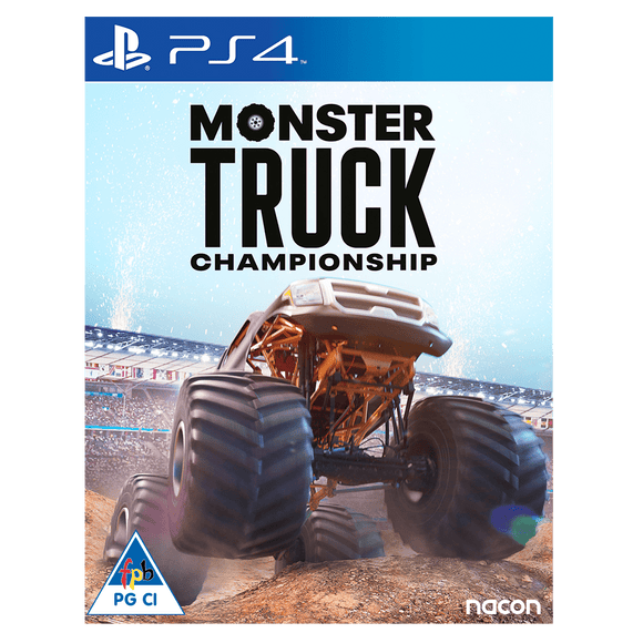 Monster Truck (PS4) - KOODOO