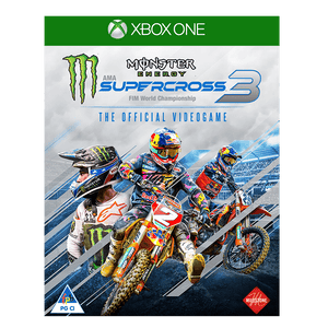 Monster Energy Supercross: The Official Videogame 3 (XB1) - KOODOO