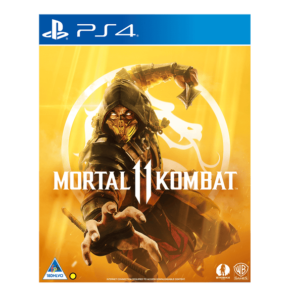 Mortal Kombat 11 (PS4) - KOODOO